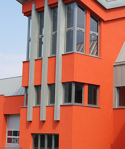 Okna PCV Straż Pożarna w Turku