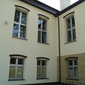 Okna PCV w Miejskim Centrum Kultury w Bełchatowie
