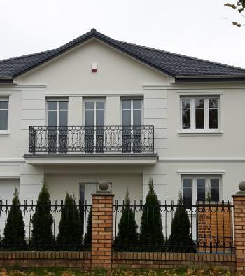 Okna PCV dom Poznań