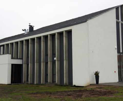 Okna aluminiowe Kościół Plewiska