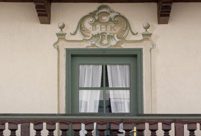okna na balkon