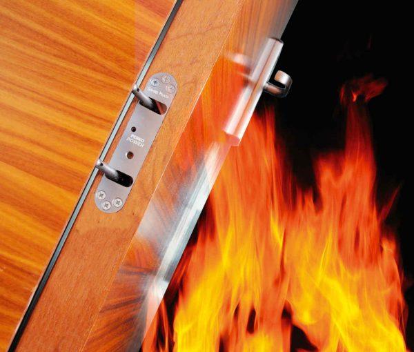 stolarka przeciwpożarowa