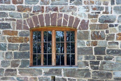okno starego typu