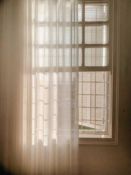 Krata w oknie też wystarczy ;)